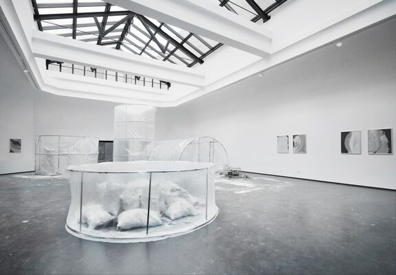 Philippe Van Wolputte | Tactical Transparency, installation view