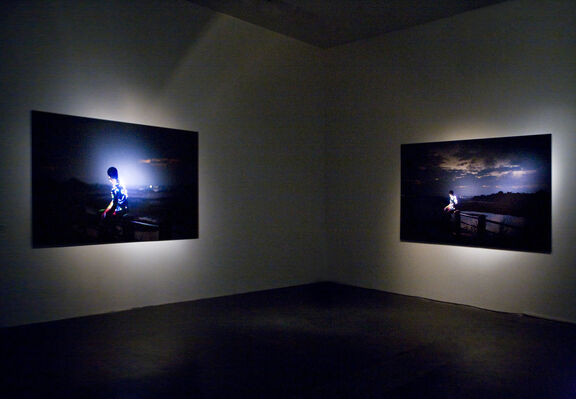 Apichatpong Weerasethakul: For Tomorrow For Tonight, installation view