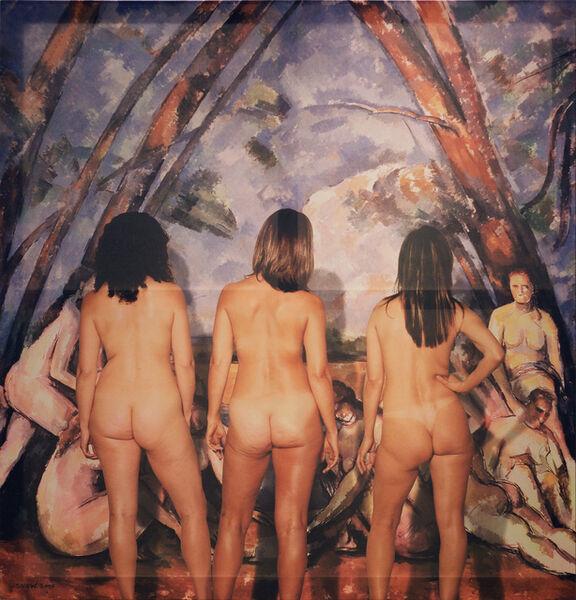 Michael Snow, 'Paris de judgement Le', 2003