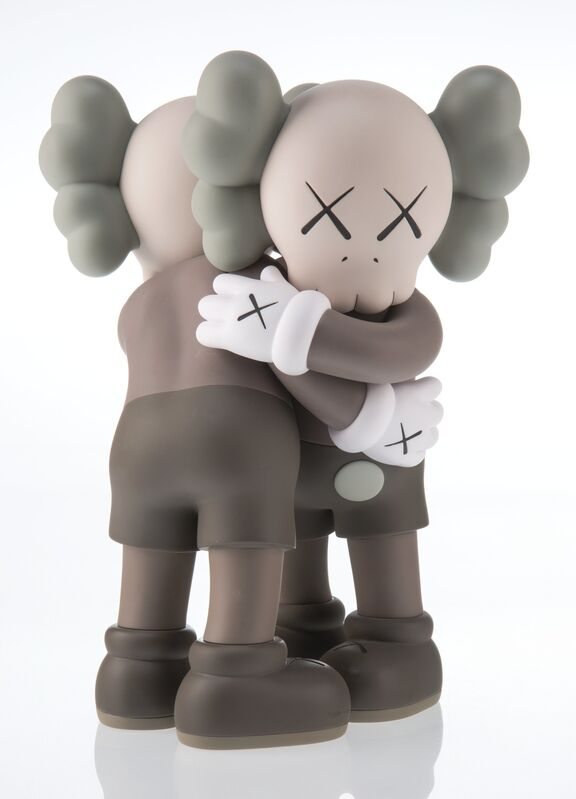 KAWS, 'Together (Brown)', 2018, Sculpture, Painted cast vinyl, Heritage Auctions