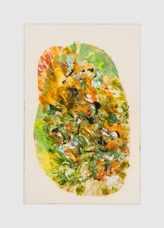 Richard Deacon, 'Flat 58', 2019, Sculpture, Glazed ceramic, Galerie Thomas Schulte