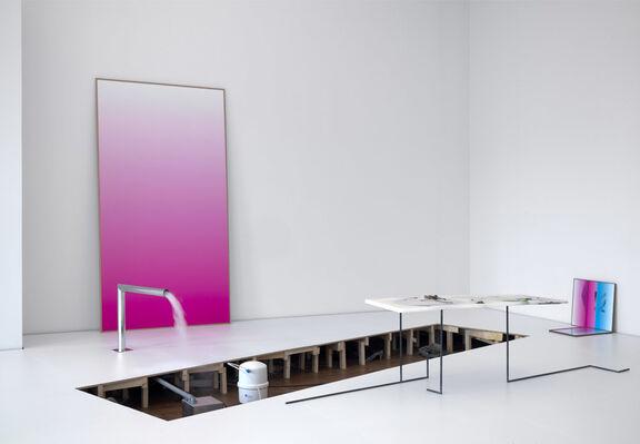 Saskia Noor van Imhoff #+ 21.00, installation view