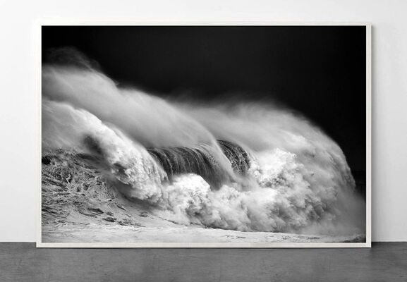 Alessandro Puccinelli | Mare, Seascape Photography, installation view