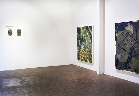 Fractal Future, installation view