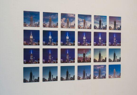 24 Hour Empire, installation view