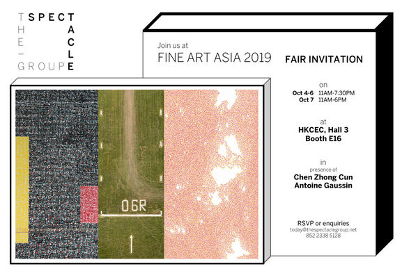 The Spectacle Group at Fine Art Asia 2019, installation view