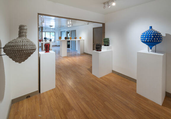 The Shape of Time, installation view
