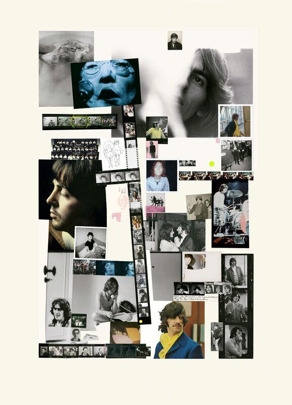 Richard Hamilton, 'Beatles', 2007, Print, Inkjet digital print, Cristea Roberts Gallery