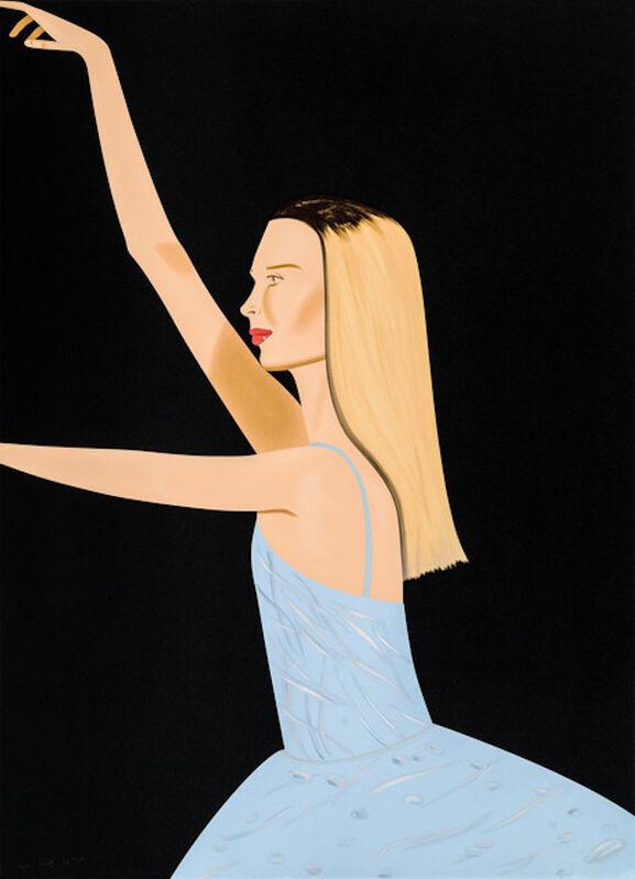 Alex Katz, 'Dancer 2', 2019, Print, Silkscreen, Gregg Shienbaum Fine Art