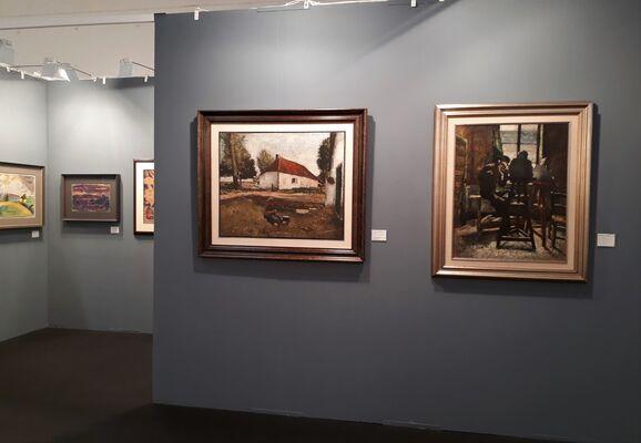 Gilden's Art Gallery at art KARLSRUHE 2020, installation view