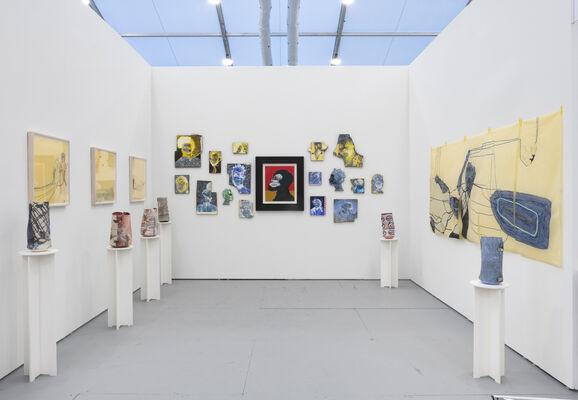 50 Golborne at UNTITLED Art, Miami Beach 2019, installation view