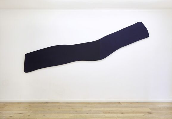 Landon Metz, installation view