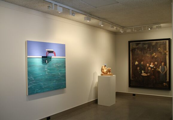 Figure & Image: A Group Exhibition, installation view