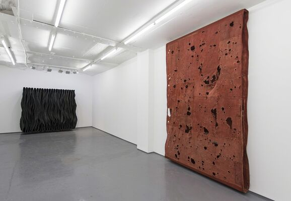FOLD Gallery at Artissima 2016, installation view