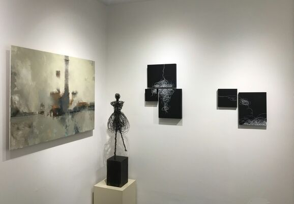 Opening Group Show 2019, installation view
