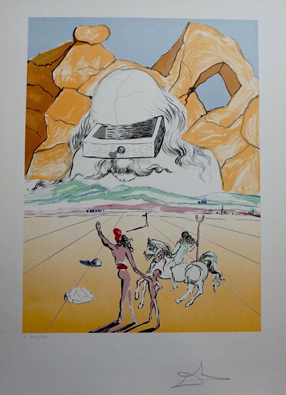 Salvador Dalí, 'Retrospective Complete Suite With Original Portfolio Covers', 1978, Print, 4 Lithographs, Fine Art Acquisitions Dali
