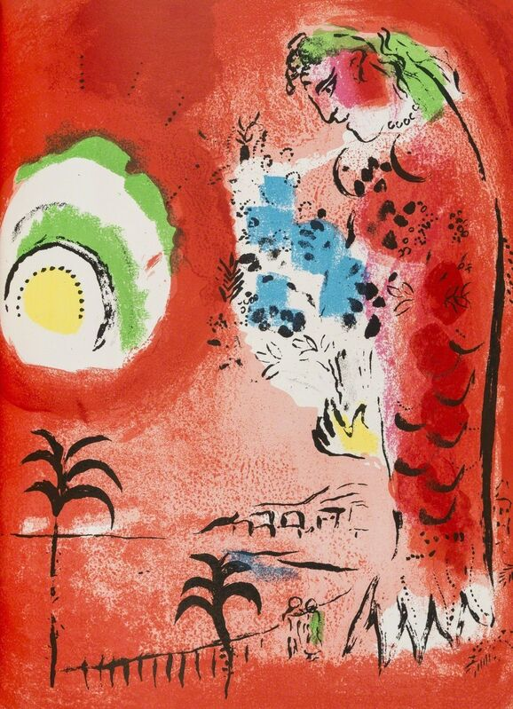 Marc Chagall, 'Chagall Lithographe I-VI ', 1960-1986, Print, 28 lithographs printed in colours, Forum Auctions