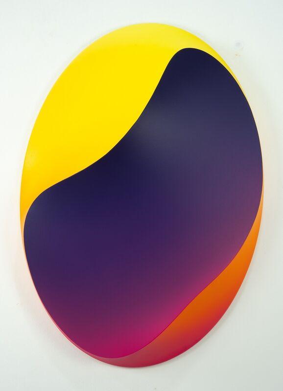 Jan Kaláb, 'Leaking Light 821', 2021, Painting, Acrylic on canvas, MAGMA gallery