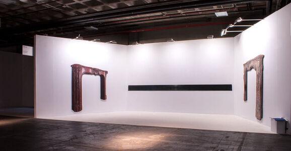 Lluís Hortalá, 'GUILLOTINA (Louvre)', 2017-2019
