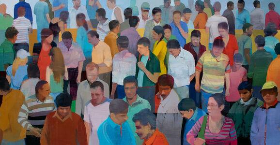 Suhas Bhujbal, 'Market #19', 2020