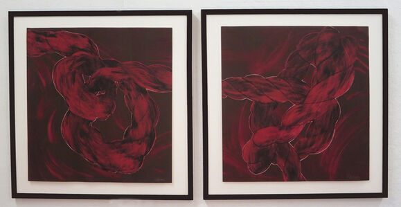 Kathleen Sherin, 'Red Knots', 2000