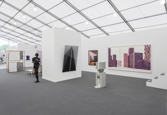 Sean Kelly Gallery at Frieze New York 2017, installation view