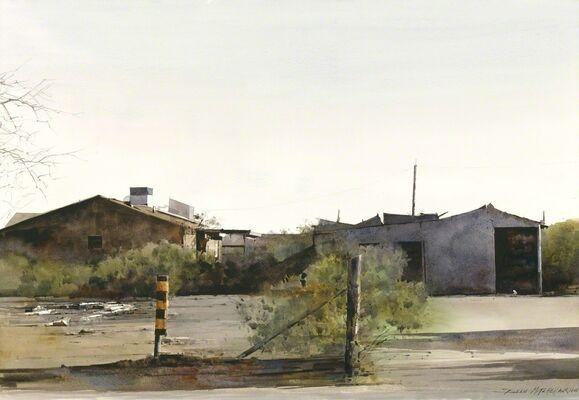 Dean Mitchell: American Master, installation view