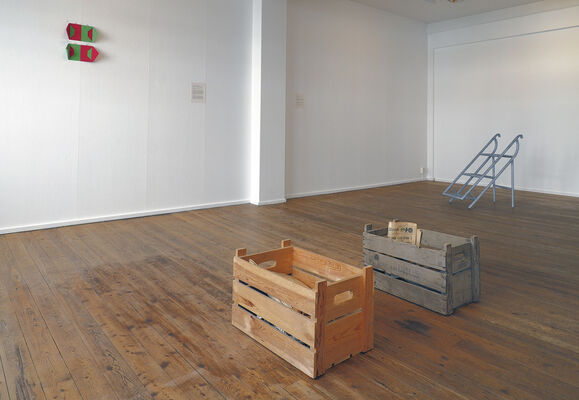 Real Life, installation view