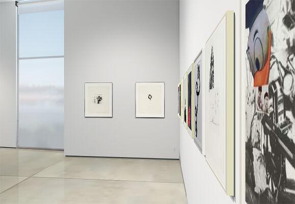 Prints Go Pop!, installation view