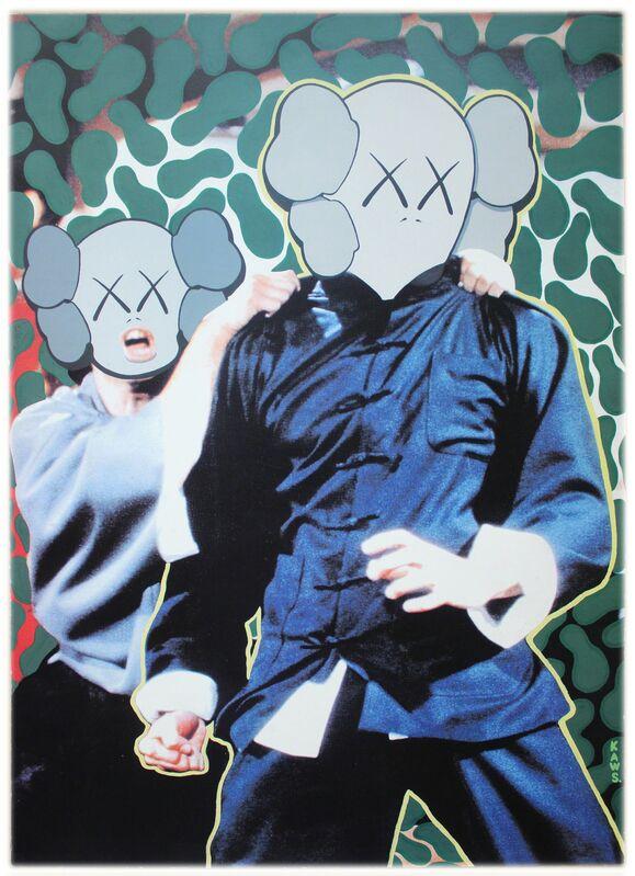 KAWS, 'Undercover print', 1999, Print, Lithograph, EHC Fine Art Gallery Auction