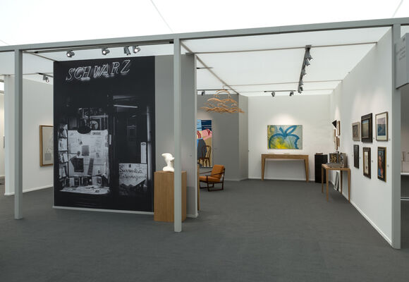 Eykyn Maclean at Frieze Masters 2016, installation view