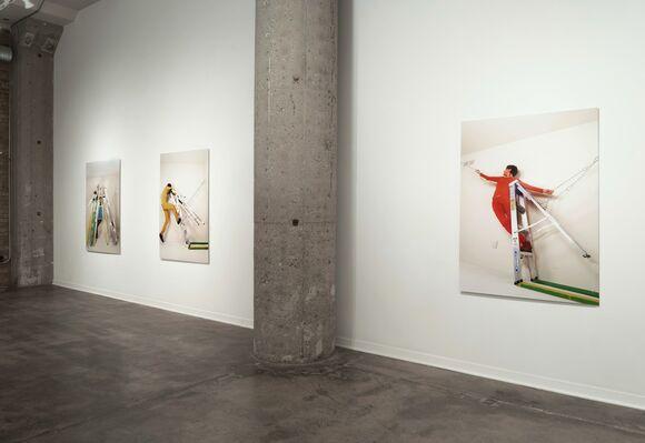 Truing: Melanie Manos, installation view