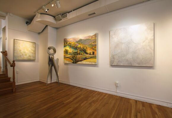 HARMONY AND INVENTION, installation view