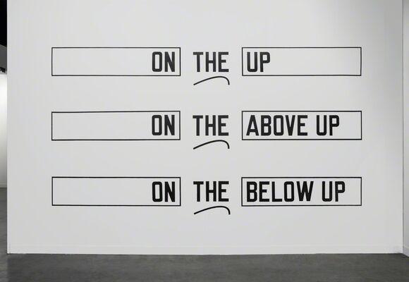 Alfonso Artiaco at miart 2017, installation view