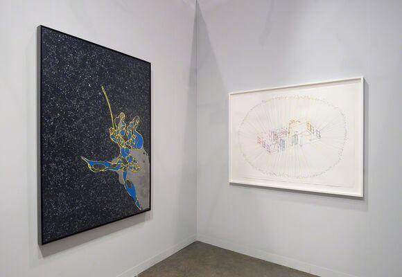 Lehmann Maupin at Art Basel in Hong Kong 2018, installation view