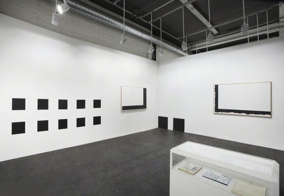 SPROVIERI at Art Basel 2016, installation view