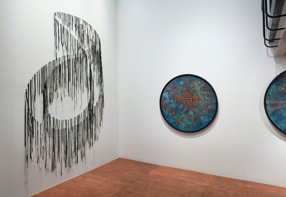 CORRECTIONAL, installation view