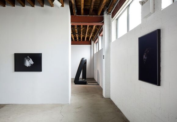 Leah Raintree, Another Land: After Noguchi, installation view