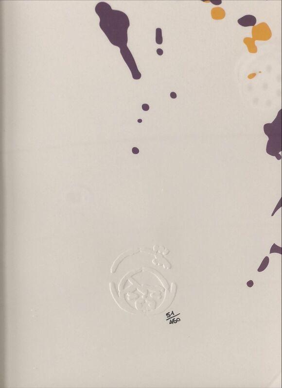 Tvboy, 'Kobe forever', 2021, Print, Serigraph in colors on paper, Artrust