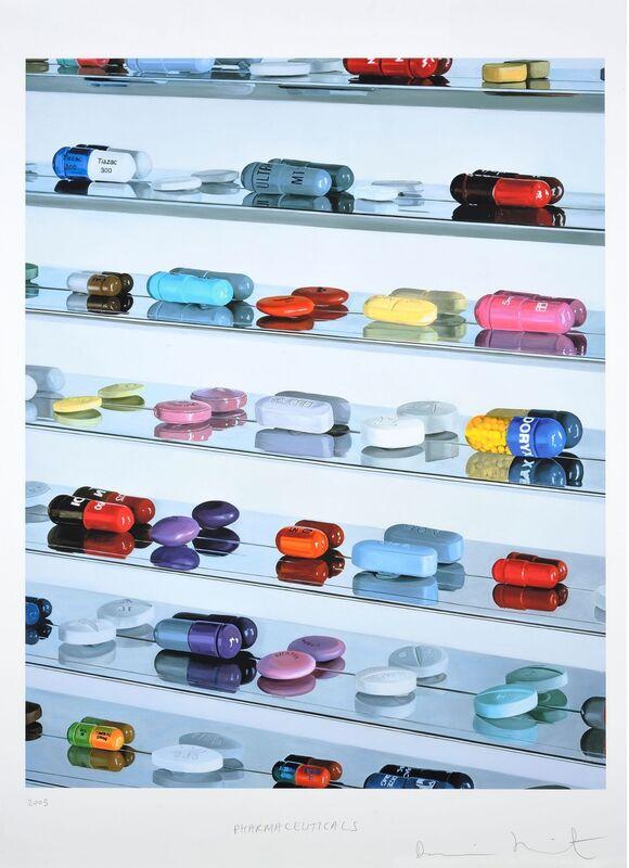Damien Hirst, 'Pharmaceuticals', 2005, Print, Inkjet Print, Samhart Gallery