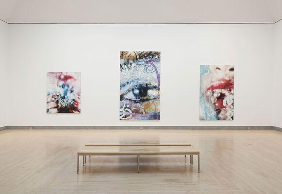 Marilyn Minter: Pretty/Dirty, installation view