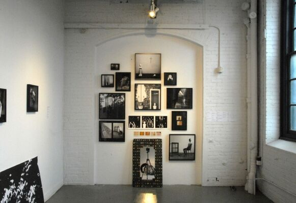Intersections: Here/There, installation view