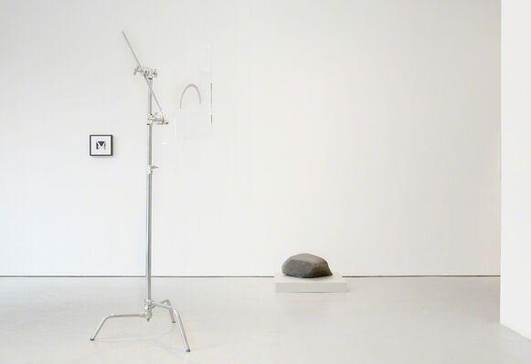 Assaf Evron, installation view