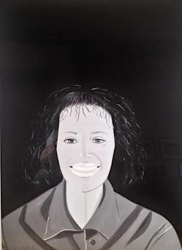 Alex Katz, 'Lysa', 2017, Print, Archival pigment inks on crane Museo Max 365 gsm paper, Vertu Fine Art