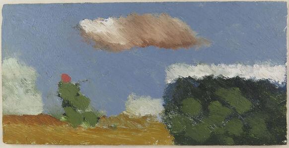 Alfred Stockham, 'Windy Beach', 1982