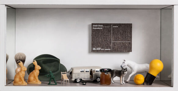 Elsa Zambrano, 'Joseph Beuys', 2015