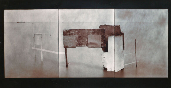 Laurent Millet, 'Cabane 8', 2000