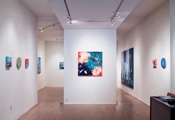 Hidenori Ishii: IcePlants, installation view