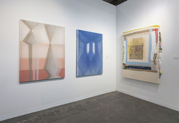 Ronchini Gallery  at The Armory Show 2019, installation view