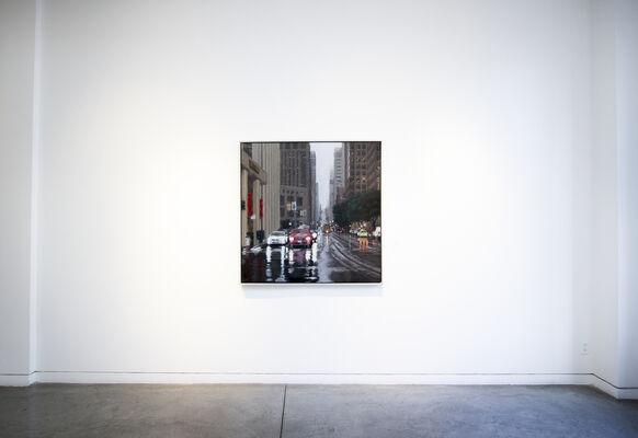 Urban Light, installation view